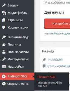 плагин platinum seo pack